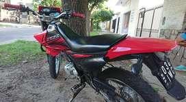 XTZ 125 2012