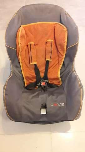 Butaca Silla Para Auto Love Bebe 0-25kg