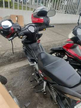 Todo en regla tiene ya la revisión de este año, la moto esta en perfecto estado.