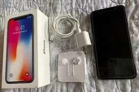 Se vende iphone x de 64gb