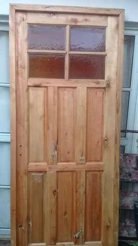 Vendo puertas y ventanas