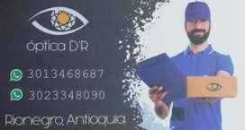 Optica en Rionegro, Lentes Y Monturas