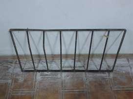 Reja para ventana usada 1.00 mt x 0.50 mt