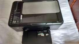 Impresora HP 209A multifuncional