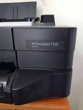 Plotter Hp Designjet T120