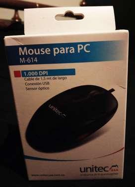 Vendo mouse nuevo