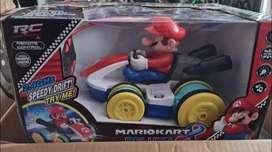 Carro control remoto Mario Kart