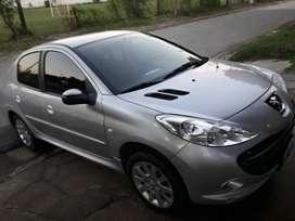Peugeot 207 compact 1.6 xt 4 puertas, c/ baúl