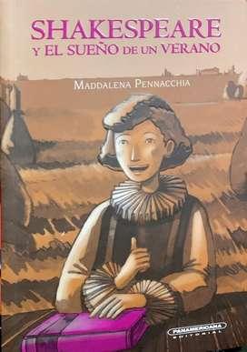 Shakespeare y el sueño de un verano, Maddalena Pennacchia