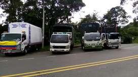 Se transporta todo tipo de carga a nivel local regional