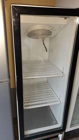 Congelador Panoramico