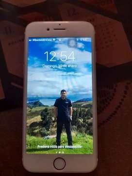 Se vende iphone 6 de 32 gb en buenas condiciones, libre de icloud con cargador original