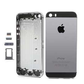carcasa iPhone 5s trasera nuevo instalado original
