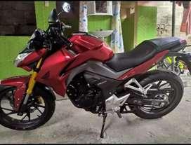 Moto CB190R 2020 TOTALMENTE NUEVA