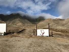 23 hectáreas inscritas en RRPP_A 1.5 horas de Lima