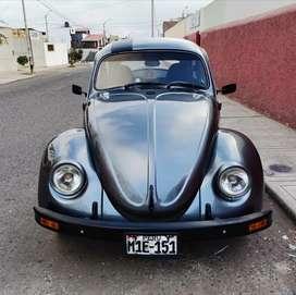 Vw Escarabajo Restaurado
