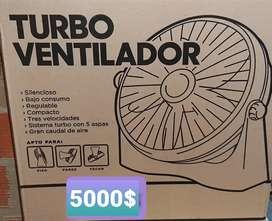 Ventilador turbo de 20 pulgadas