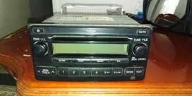 Radio de Hilux original mod 2006
