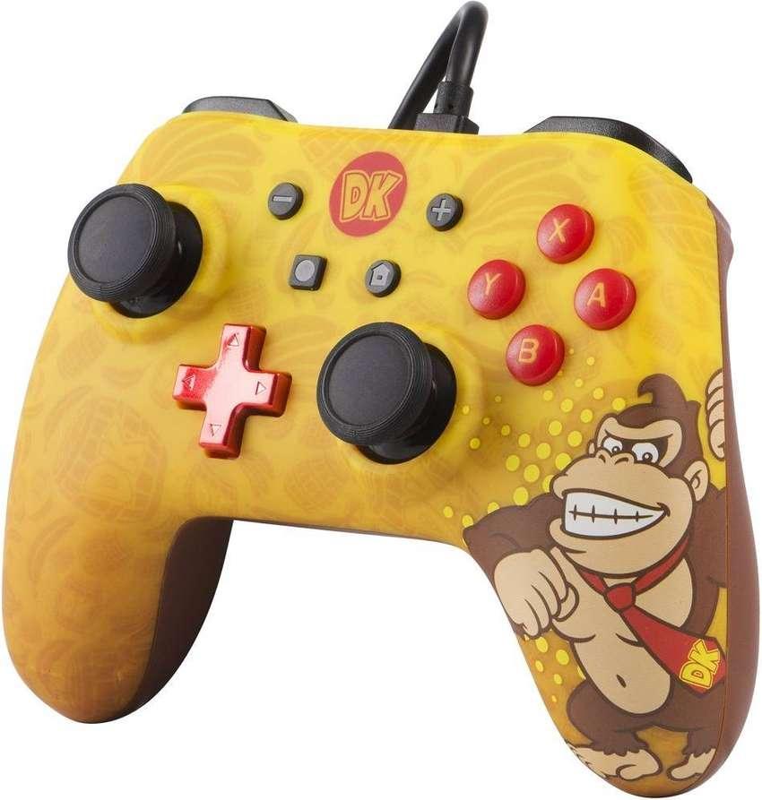 control switch donkey kong 0