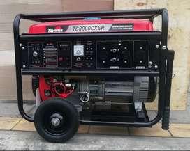 Planta eléctrica nueva, generador 6.6 kilowatts a gasolina