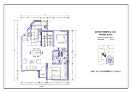 Duplex de estreno surco 142 mt2