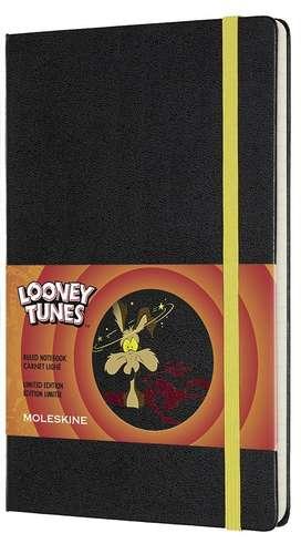 Moleskine Libreta Looney Tunes Coyote 13x21cms Sellada