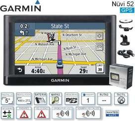 VENDO o CAMBIO Garmin Nuvi 52lm 5 Pulgadas GPS Vehiculo