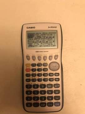 Calculadora Casio - Graficadora - fx9750Gll