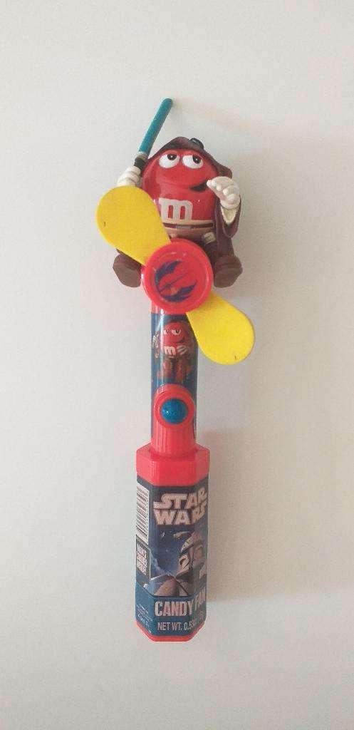 Ventilador M&m's Original Star Star Wars 0