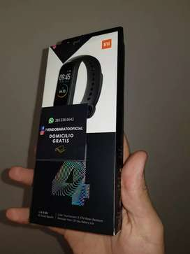 Xiaomi Mi Band 4 nueva, sellada y con garantía