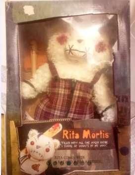 Oso Teddy Scares (RITA MORTIS) de colección [IMPORTADO]