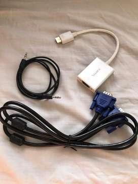 CONVERTIDOR HDMI a VGA