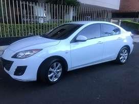 Mazda 3 blanco