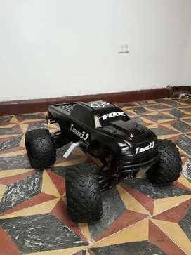 Carro Rc  Nitro t maxx 3.3