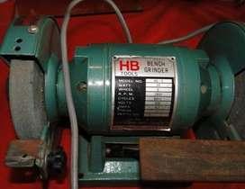 Amoladora de banco Bench Grinder HB tools