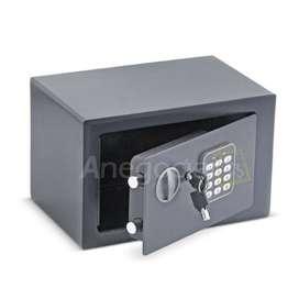 Caja Fuerte De Seguridad Disponible en Color Negro para Entrega Inmediata