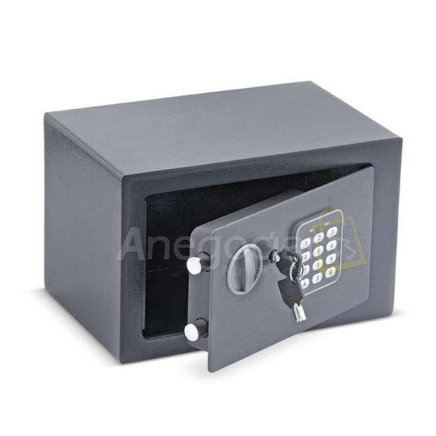 Caja Fuerte De Seguridad Disponible en Color Negro para Entrega Inmediata 0