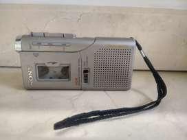 Sony Grabadora de periodista