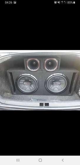 AUDIO CAR..
