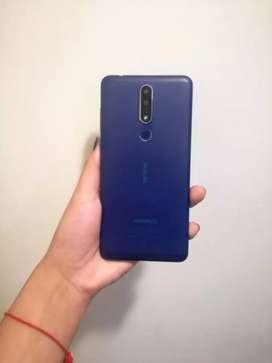 Nokia 3.1 plus como nuevo (solo 3 meses de uso)