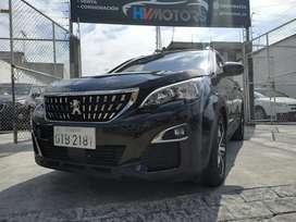 Peugeot 3008 turbo diesel año 2019