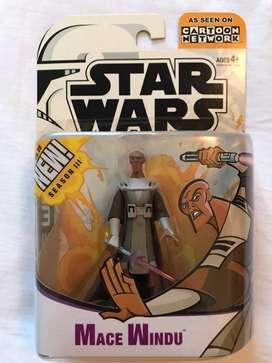 Star Wars Mace Windu Clone Wars