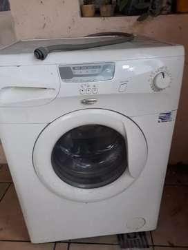 Lavarropas drean con falla en centrifugado