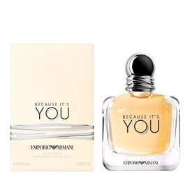 Perfumería Giorgio Armani
