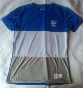 Promoción de Camisetas en tela deportiva