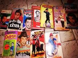 Colección 11 peliculas cantinflas VHS