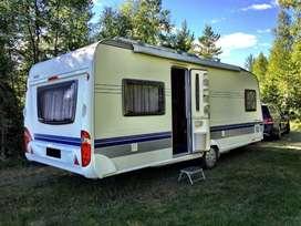 Hobby 560 Excelsior med