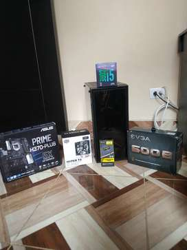 Pc Gamer i5 8400 RX 580
