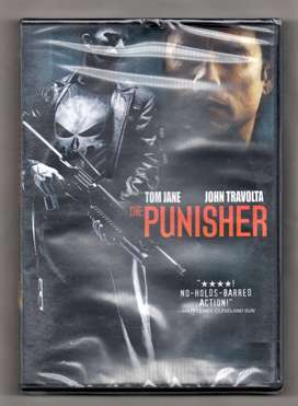 DVD THE PUNISHER