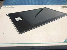 Tableta LCD de lapiz inalámbrico, peofesional HUION